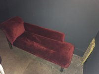 Vintage cheise lounger