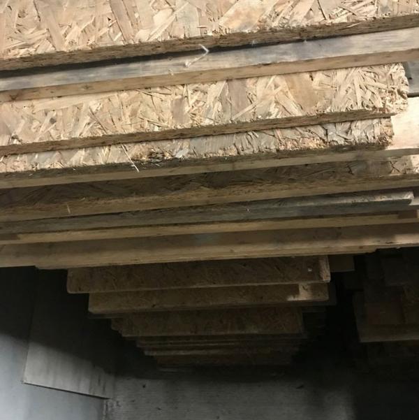 Secondhand flooring