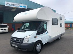 6 berth motorhome for sale