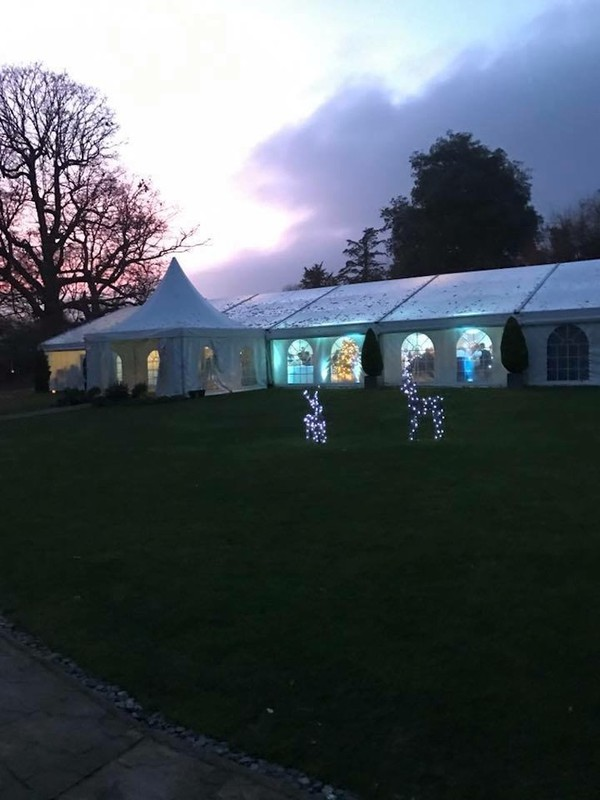 Full Marquee Wedding Package For Sale