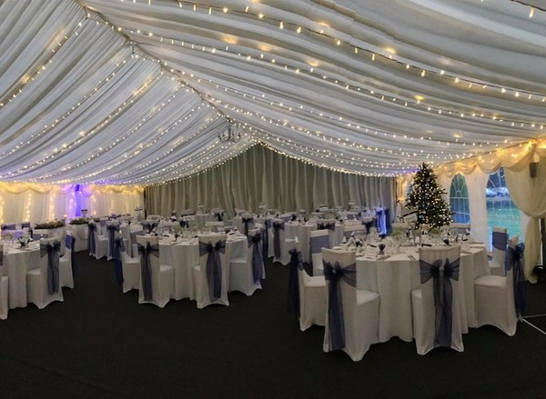 Full Marquee Wedding Package in Kent
