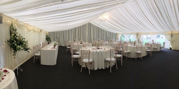 Marquee Wedding Package