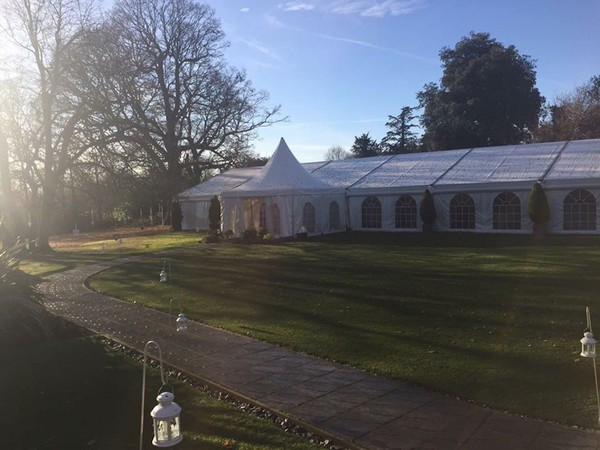 Selling Full Marquee Wedding Package
