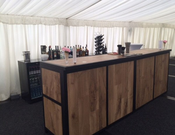 Used mobile bar