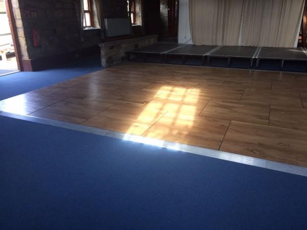 Wooden dance floor for sale