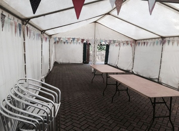 5m x 10m tent for sale