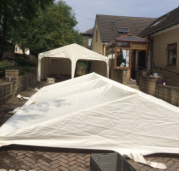 Used tent for sale