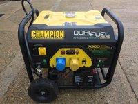 Gas / petrol Duel fuel Generator