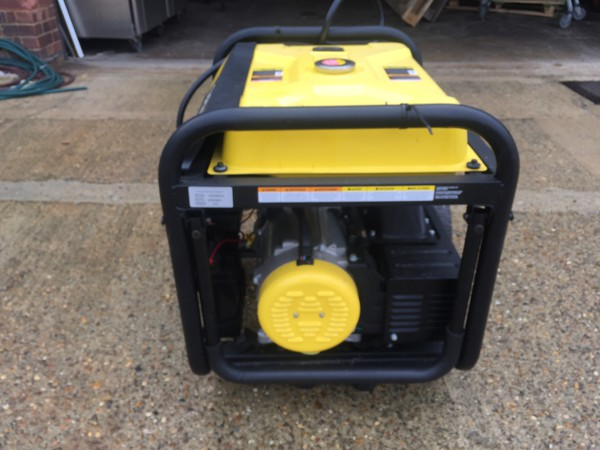 Duel fuel generator for sale