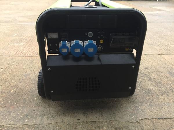 12kva Duel fuel Generator