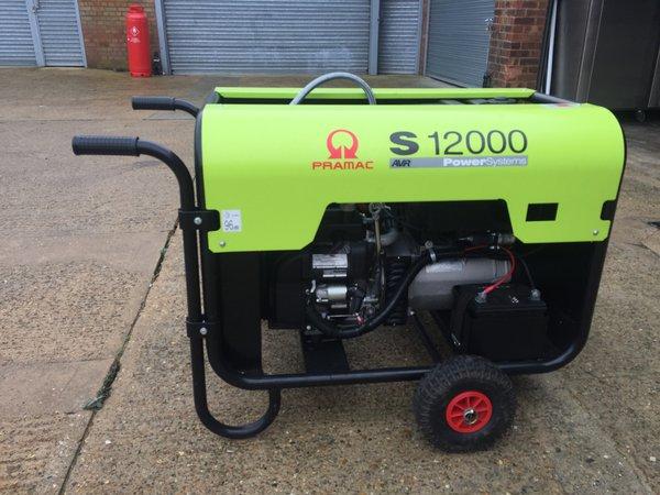 Pramac S12000 for sale