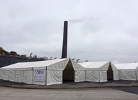 Warehouse marquees for sale