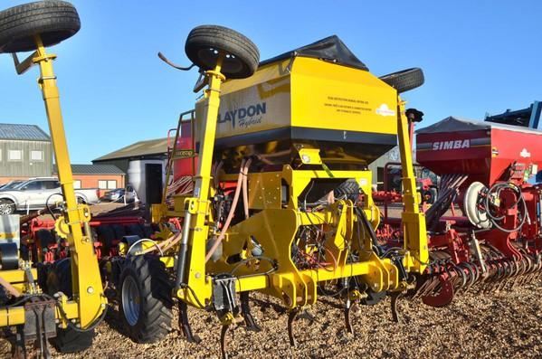 2014 Farming Claydon Hybrid 3M