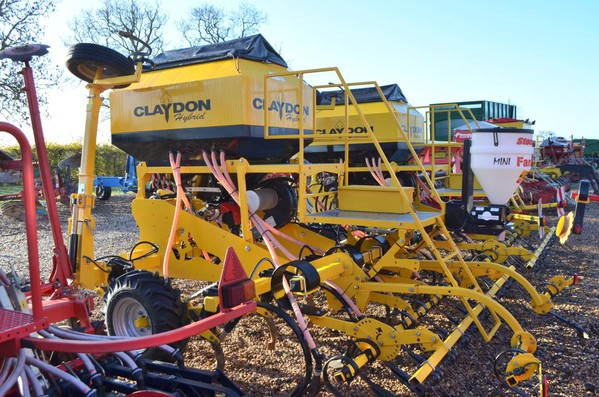 Claydon Hybrid 3M For Sale