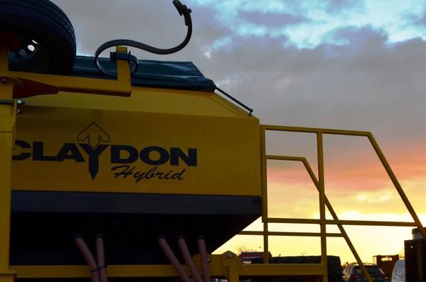 Second Hand Claydon Hybrid 3M