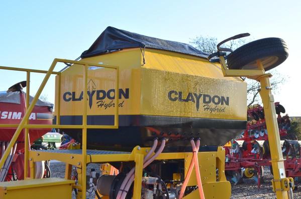 Used Claydon Hybrid 3M