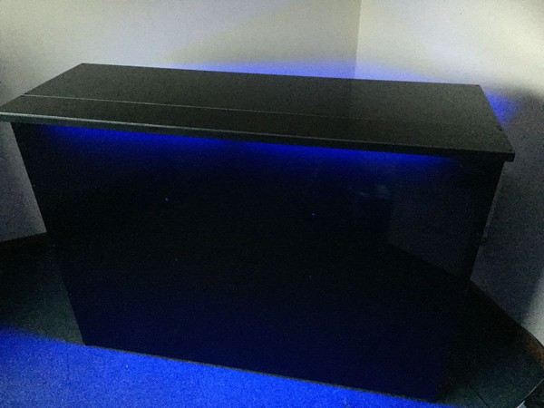Jet Black LED Bar