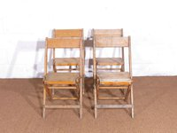 vintage event folding chairs