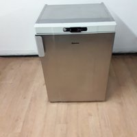 Used Gram K 200RU H 3N Stainless Steel Under Counter Fridge (7675)