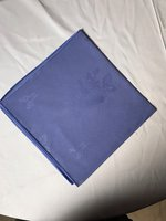 Blue Square Napkins