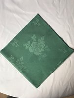 Forest Green Square Napkins