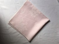 Light Pink Square Napkins