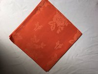 Napkin Orange  22in x 22in