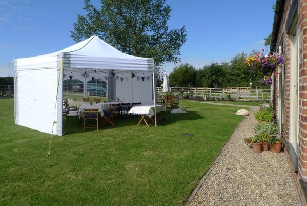 Garden marquee business for sale