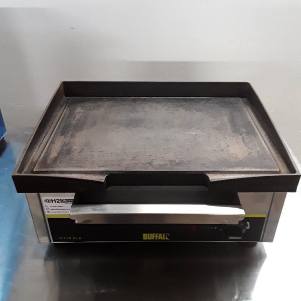 Second Hand Buffalo P108 Flat Griddle (7684)