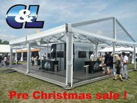 Clear Roofs Clearspan For Marquees