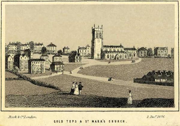 St Mark's Newport in Wales