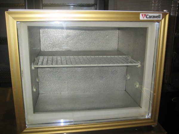Counter top freezer