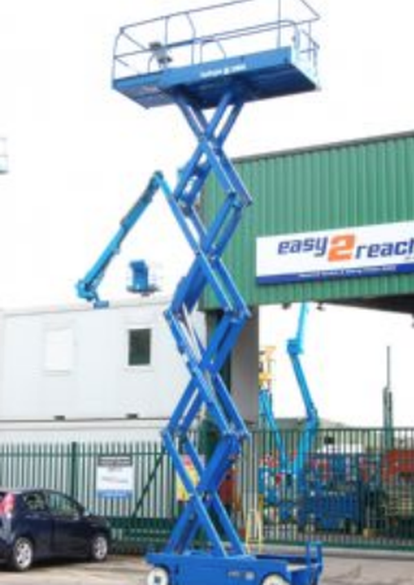 Used scissor lift