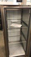 Upright freezer