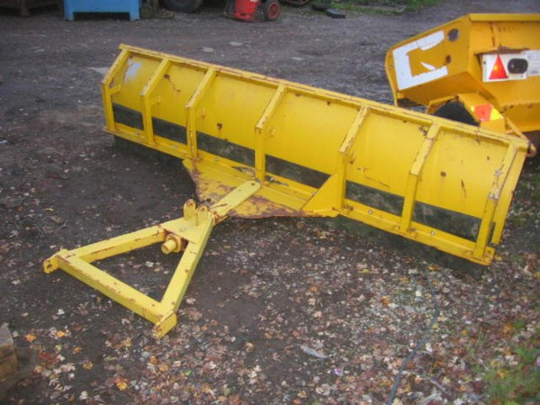 Second Hand 8ft Snow Plough