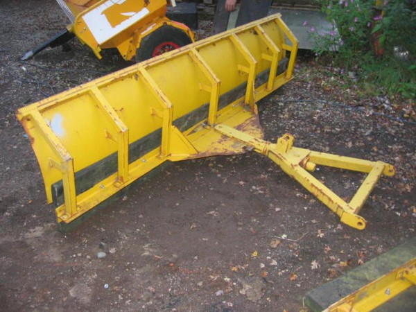 Used 8ft Snow Plough