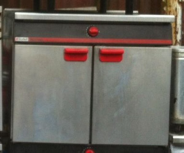 Second hand Two Tier Bartlett Gas Oven