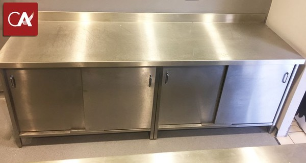 Counter and cupboards for sale