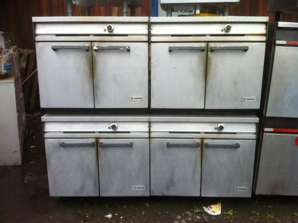 Falcon Two Tier Gas Oven, Choice Of Two