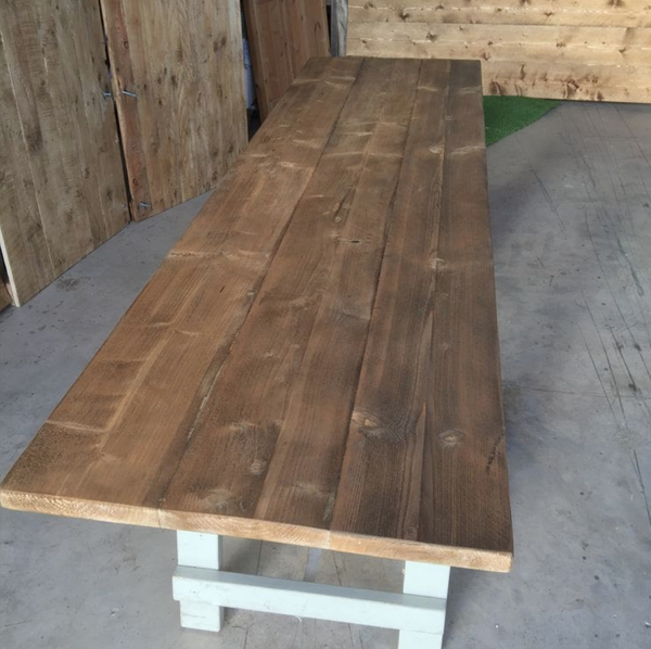 8ft trestle tables
