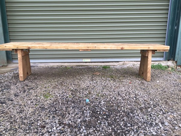 Rustic Reclaimed Wooden Tables for sale