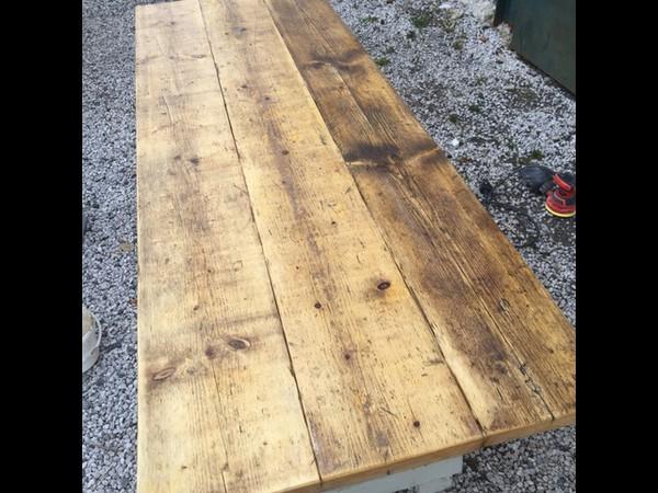 Rustic Tables - Trestle or Folding Legs - Lancashire 8