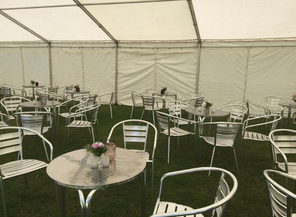Complete 6m x 18m Roder Marquee