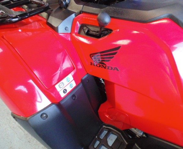 Farm Honda Foreman 500 FA6