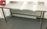 Stainless Steel Table 190cm