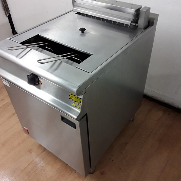 Secondhand double fryer