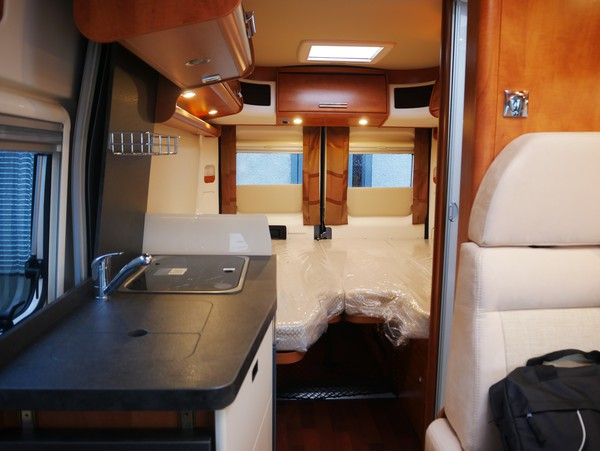 600LE low bed motorhome