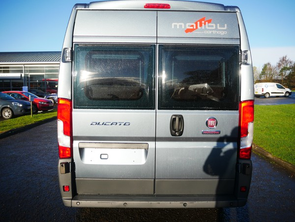 Used Malibu 2 berth motorhome