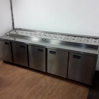 Saladette fridge for sale