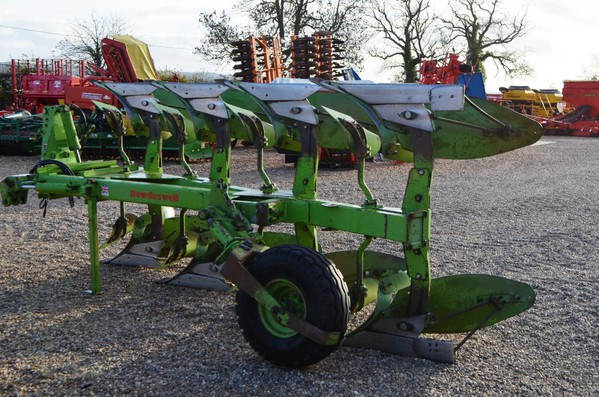 Buy Dowdeswell DP7D 4F Plough